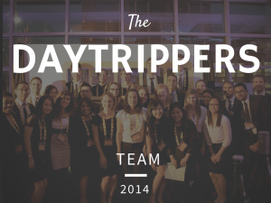 Daytrippers Team 2014